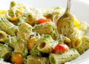 Pesto Pasta (Vegetarian)