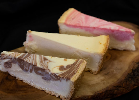 Assorted Cheesecake Slices (price is per slice)