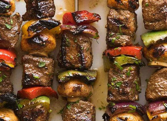 Kebab BBQ Kit (4-piece)