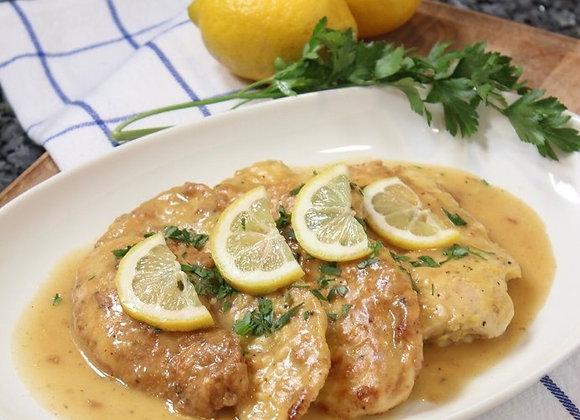 Chicken alla Francesca