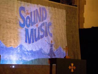 The Sound of Music fills Albert College
