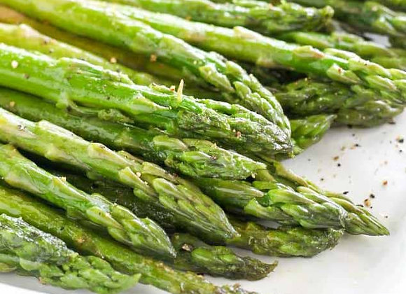 Asparagus (serves 4)