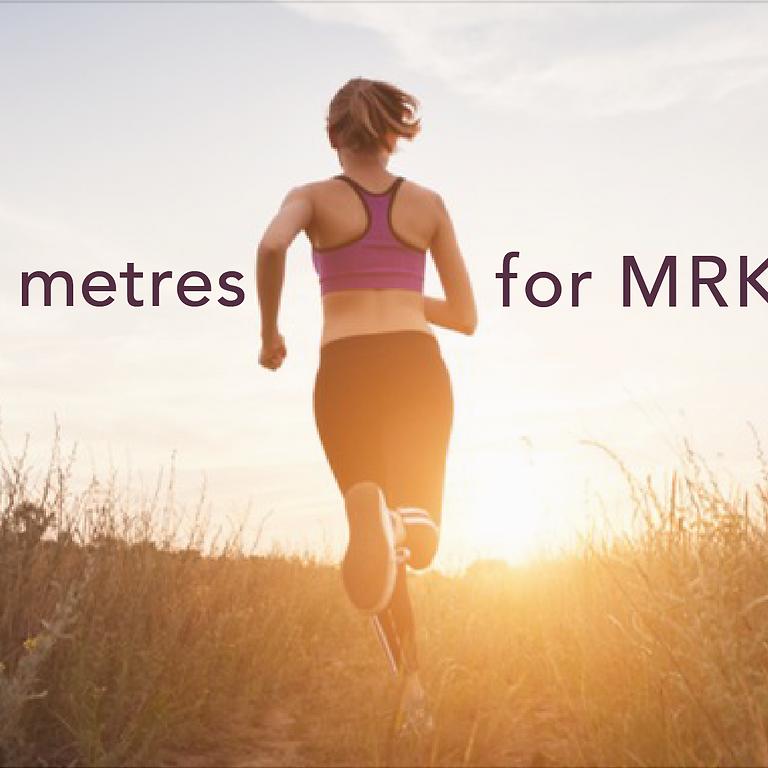 5000 Metres for MRKH