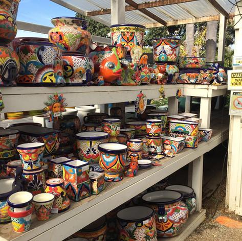 Mexican Talavera Pottery