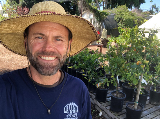 Marc and fruit trees