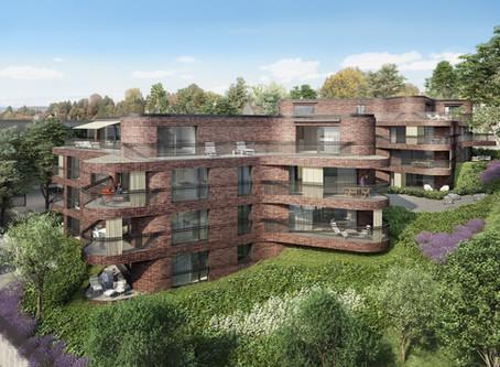 Neubauprojekt in Zürich: JARDIN