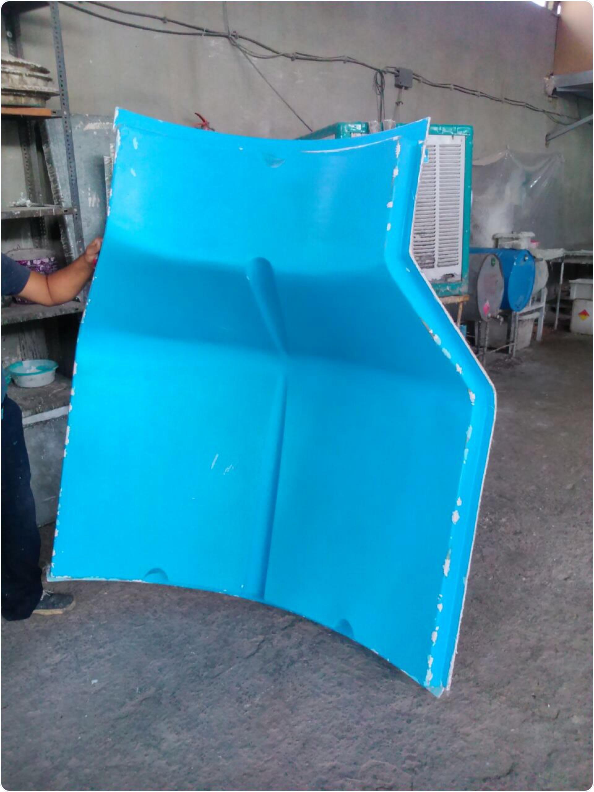 Fiberglass Mold