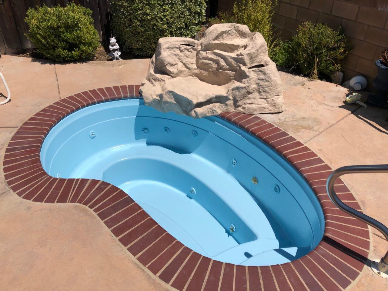 Fiberglass Pool Repair