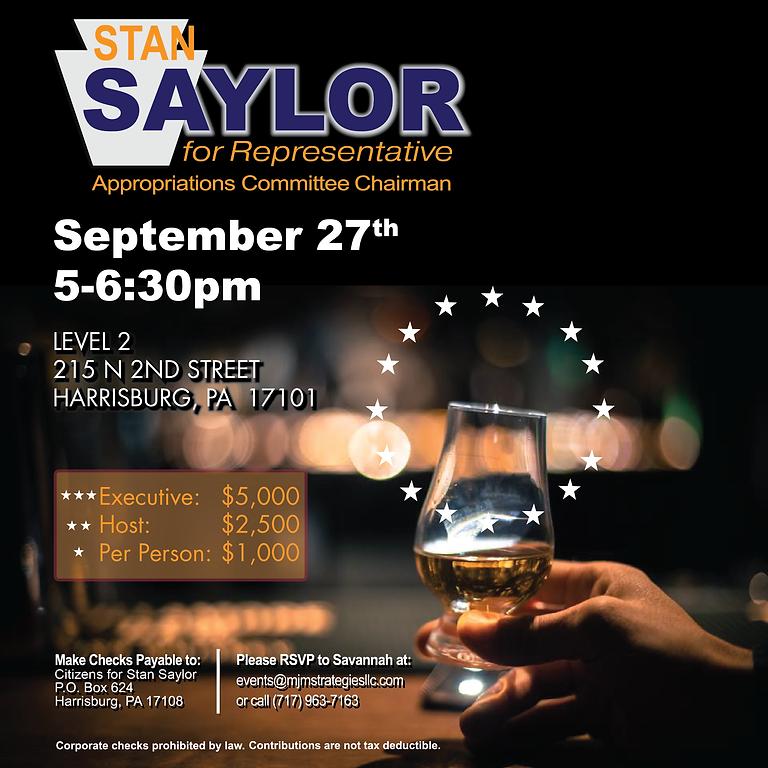 Rep. Stan Saylor's Reception