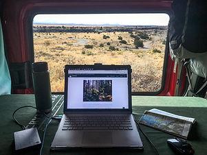 İzmir Kiralık karavan İnternet Campervan