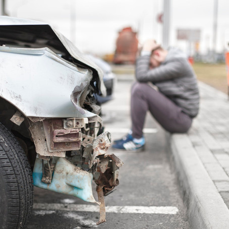 What Should You Do After a Motor Vehicle Accident?