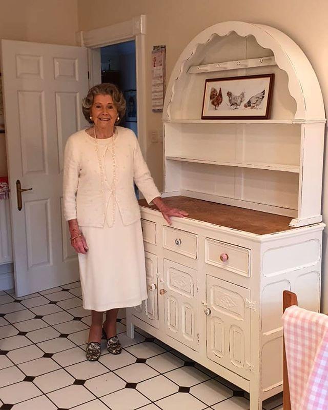 Customer Commission Antique Dresser