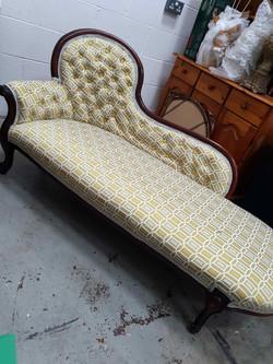 Antique Chaise