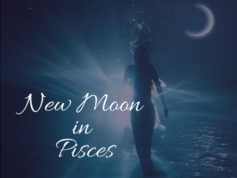 New MOON in Pisces 🌙 ♓️ 🔮 / March Intuitive Insights