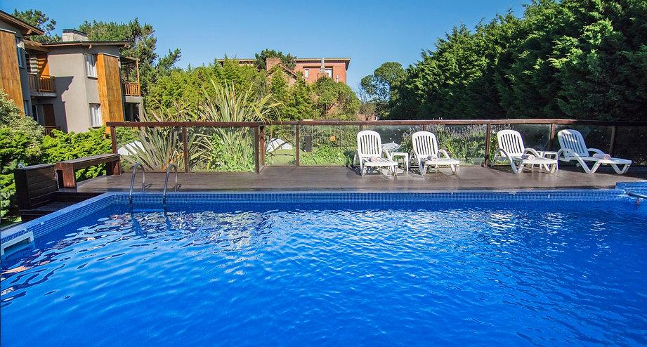 Apart Villa Valeria | Pinamar | Piscina
