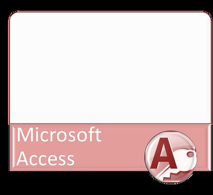 Access Database Developer, Access VBA, Access Programmer
