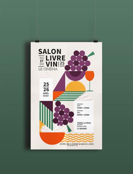 Le Salon du Livre et du Vin