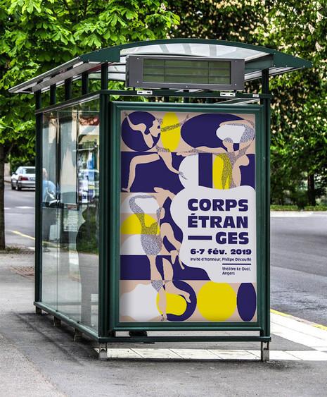 Corps Étranges