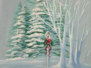 Winter Wonderland Painting