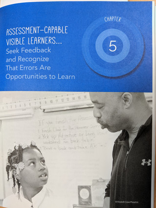 ASSESSMENT CAPABLE VISIBLE LEARNERS