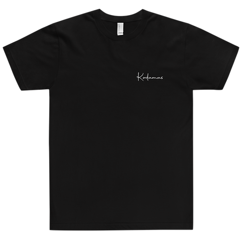 "Kodamas x American Apparel ""Dark Original"" T-Shirt"
