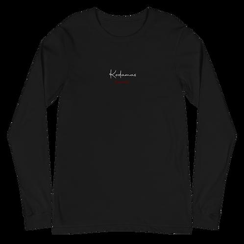 """Kodamas """"Dark Long Sleeve"""" T-shirt"""