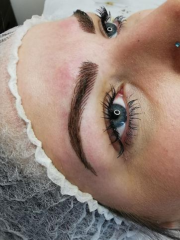 semi permanent makeup essex, eyebrow tattoo