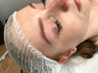 Differences between Microblading and Digital Machine eyebrows