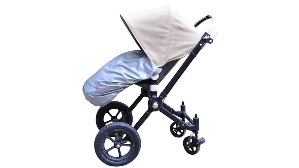 Regenschutz Kinderwagen, Kunicape