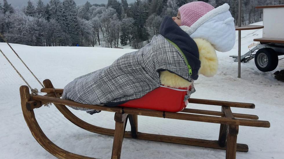 Kunicape, Fußsack Winter, Winterfußsack Kinderwagen