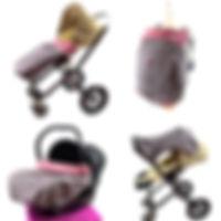 babyausstattung,tragecover,fusssack,eins