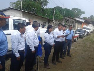 Construcción 17 Viviendas para Tecuantepec