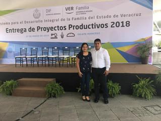 Entrega de Proyectos Productivos 2018