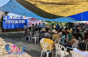 Zozocolco de Hidalgo Segunda Jornada de Salud 2018