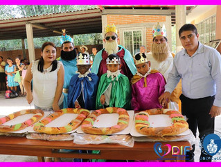 Celebración Día de Reyes Magos 2019