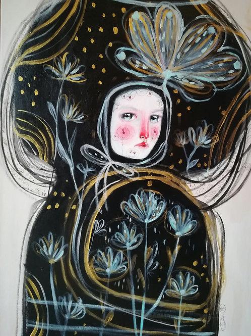 Regina nei fiori notturni