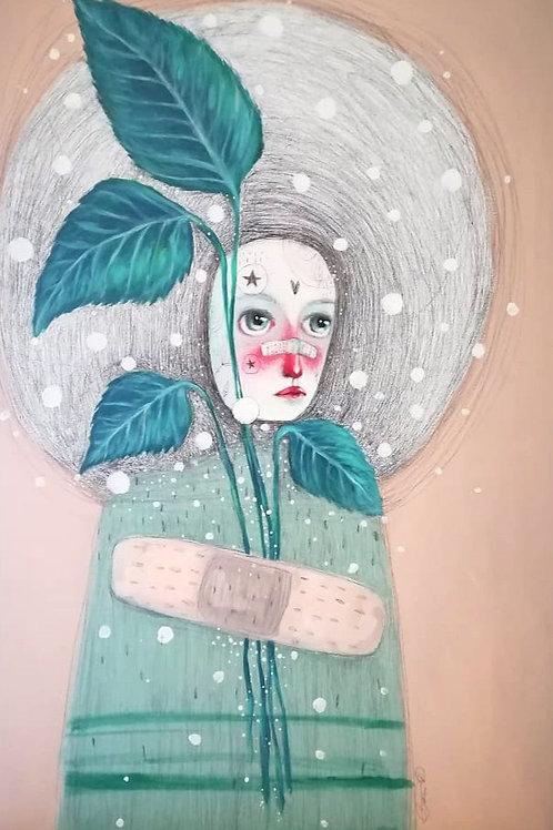 Heal Me -  Fine Art PRINTS 30x40CM