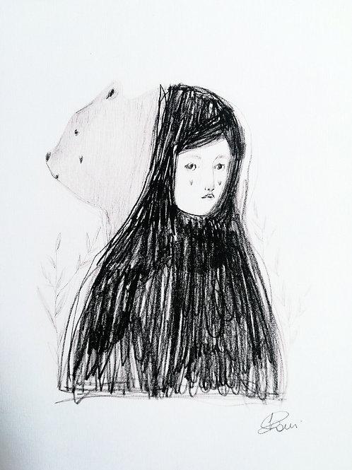 My bear -  Fine Art PRINTS