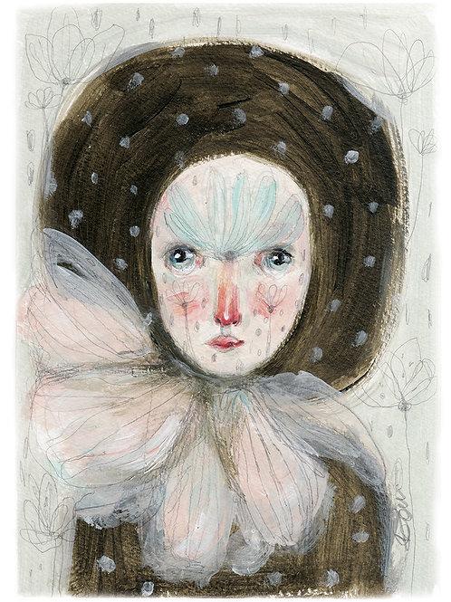 My soft pink soul -  Fine Art PRINTS