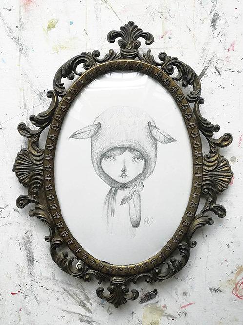 Elisa -  ORIGINAL drawing