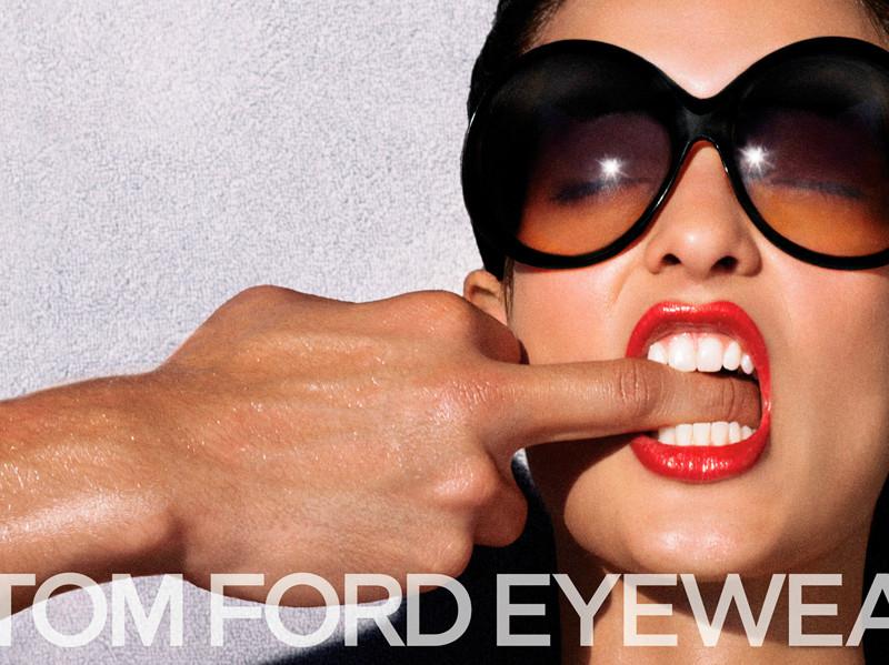 Tom Ford Eyewear Campaign