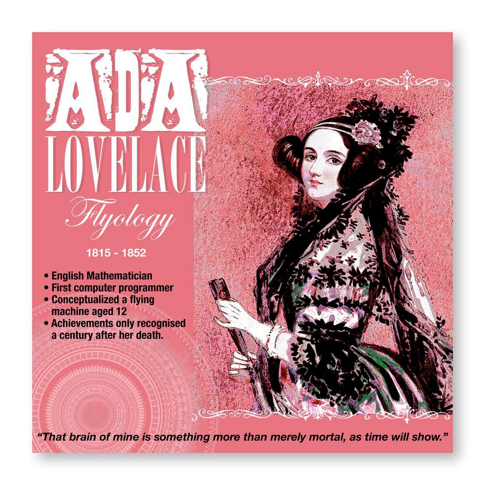 The Notorious Nine: Ada Lovelace - Voir #20