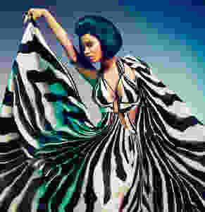 Nicki Minaj for Roberto Cavalli by Francesco Carrozzini