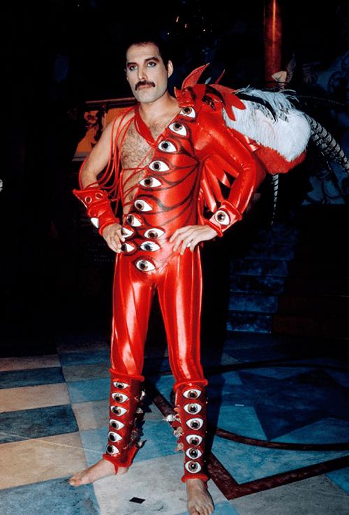 Freddie prawn costume