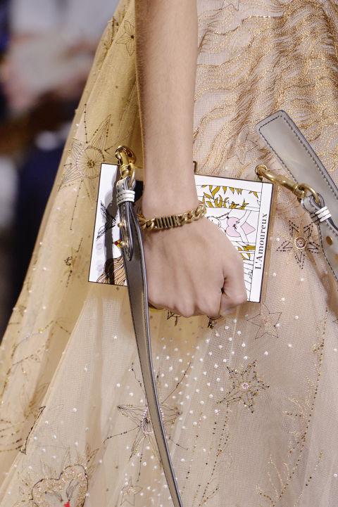 Dior micro bag SS17