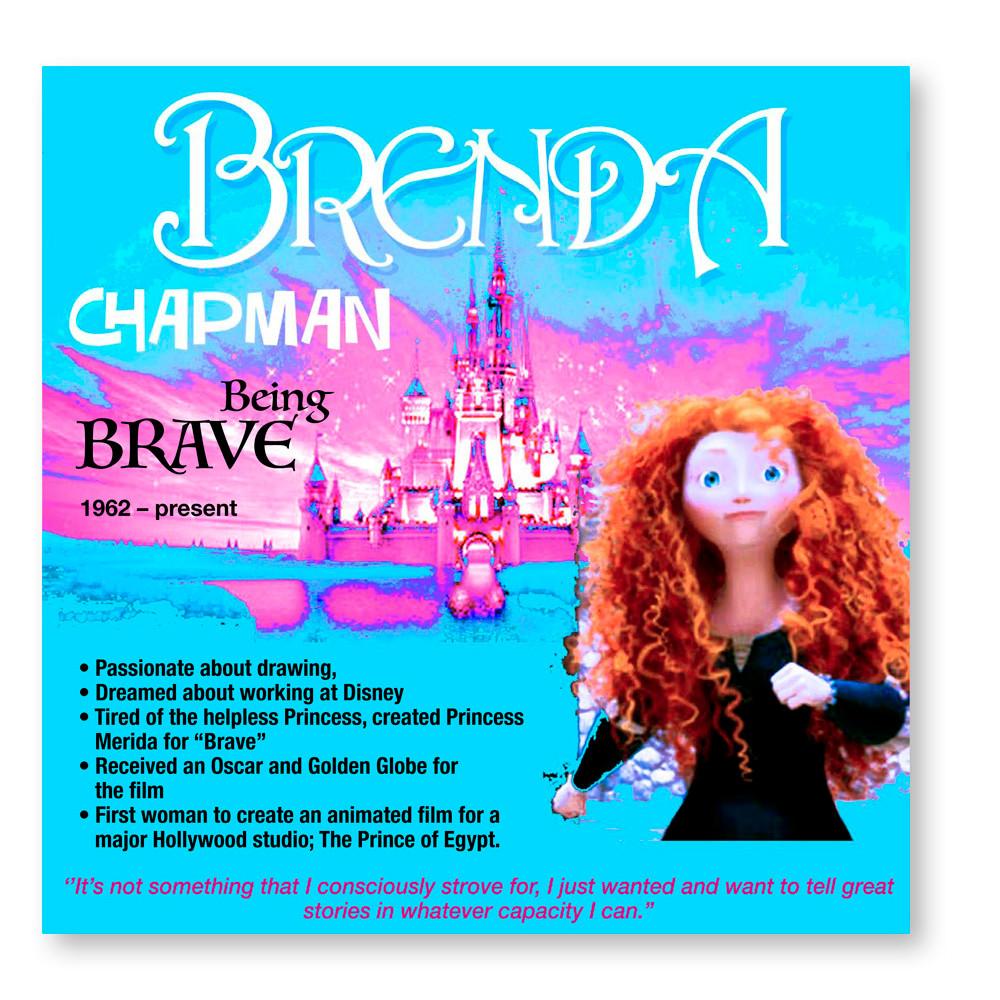 The Notorious Nine: Brenda Chapman - Voir #20