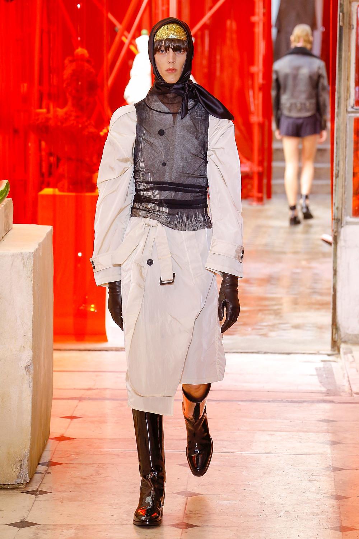 Maison Margiela SS19 Paris Men's Fashion Week