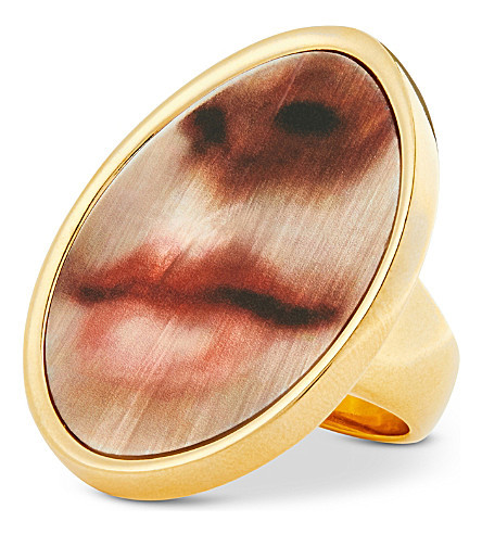 MULBERRY Portrait ring