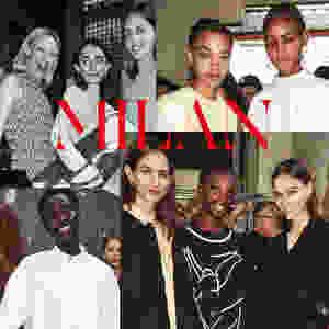Milan Fashion Week SS19 intro