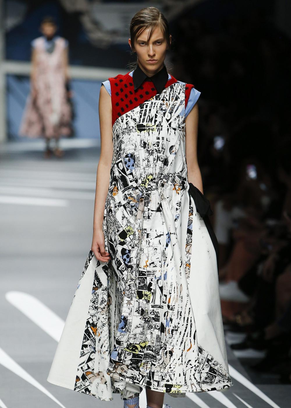 Prada Spring/Summer 18 Collection